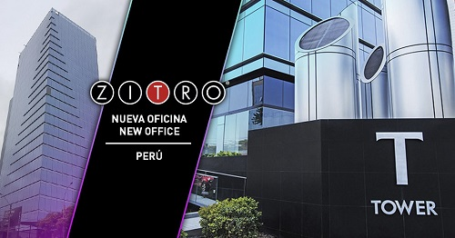Zitro Lima office